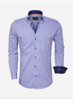 Wam Denim Shirt Long Sleeve 75452 Blue