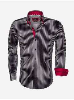 Wam Denim Shirt Long Sleeve 75459 Black