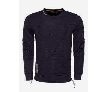 Wam Denim Sweater 76147 Navy