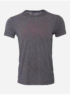 Wam Denim T-Shirt 220 Donker Grijs
