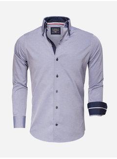 Arya Boy Shirt Long Sleeve 85262 Indigo