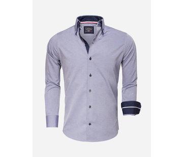 Arya Boy Overhemd Lange Mouw 85262 Indigo