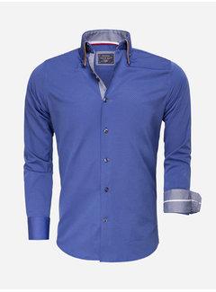 Arya Boy Overhemd Lange Mouw 85262 Blauw
