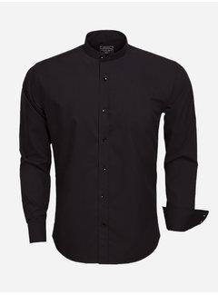 Arya Boy Overhemd  Lange Mouw 85264 Black