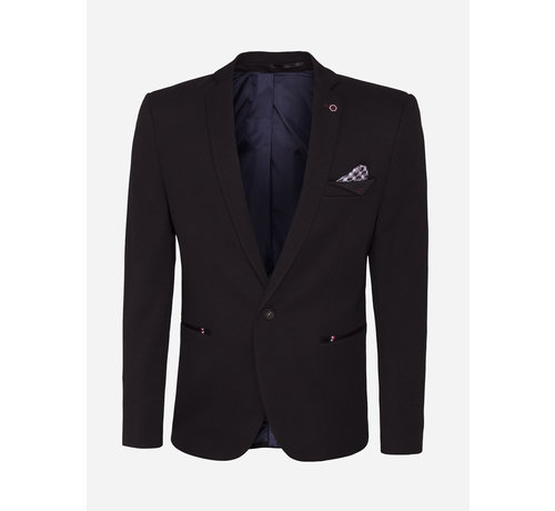 Black Fox Jacket  94003 Black