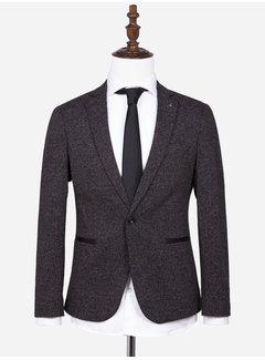 Black Fox Jacket  94015 Dark Brown
