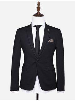 Black Fox Jacket  94016 Black