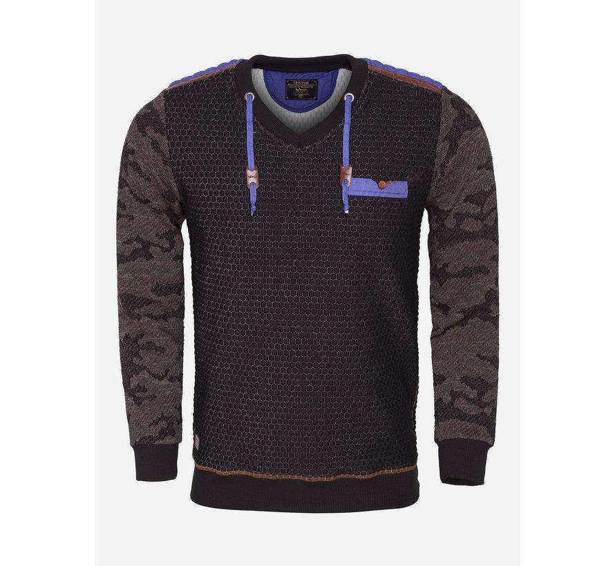 Sweater 76135 Black
