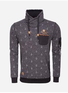 Wam Denim Sweater 76144 Black