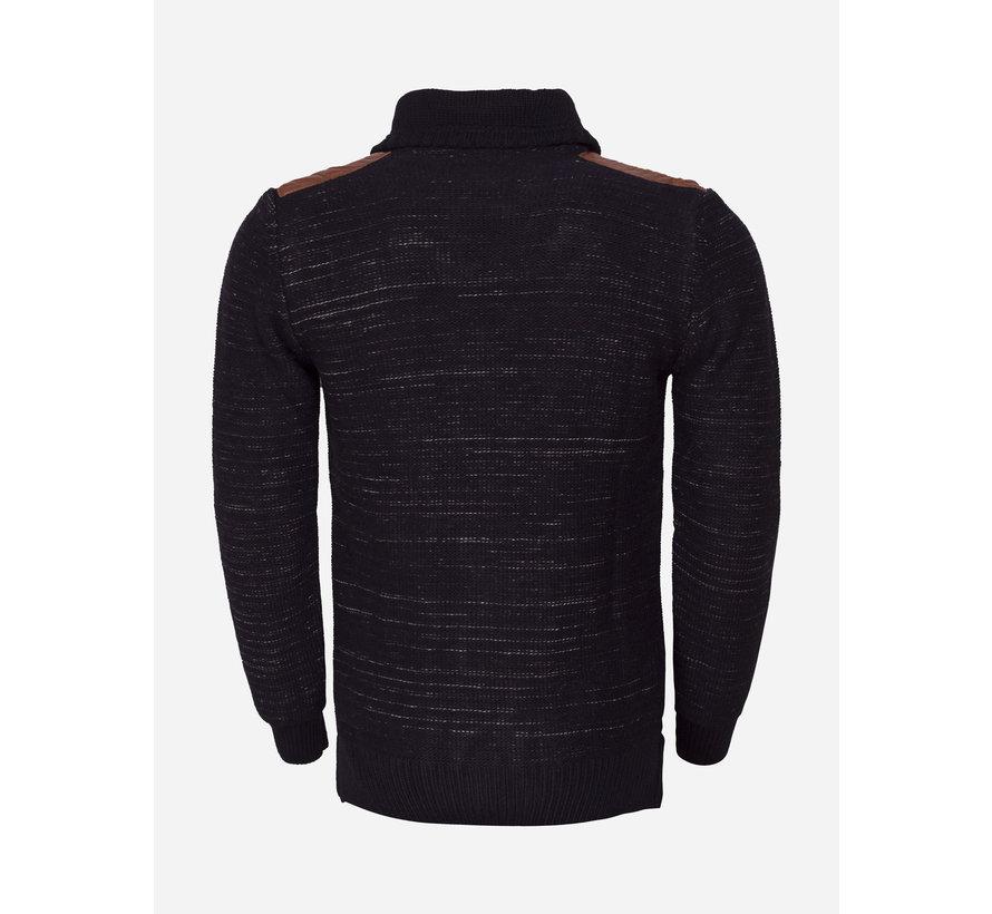 Sweater 77059 Navy Peru