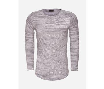 Wam Denim Sweater 77071 Grey