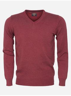 Wam Denim Sweater 77201 Dark Red