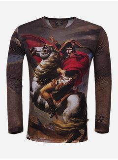 Wam Denim Sweater 79201 Antracite
