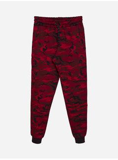 Arya Boy Track Pants 86188 Red