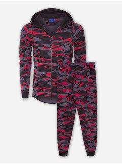 Arya Boy Track Suit 86189 Anthracite