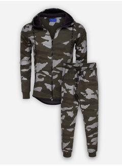 Arya Boy Track Suit 86193 Green