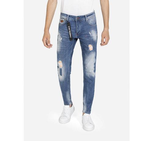 Wam Denim Jeans Safira Blue