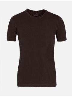 Arya Boy T-Shirt Cossonay Brown