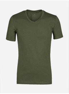 Arya Boy T-Shirt Aurora Khaki