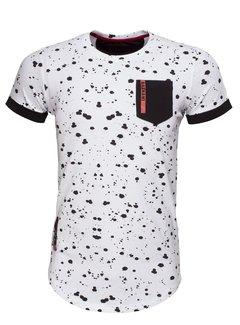 Gaznawi T-Shirt 69007 White