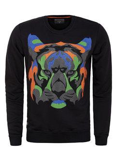 Gaznawi Sweater 66027 Black