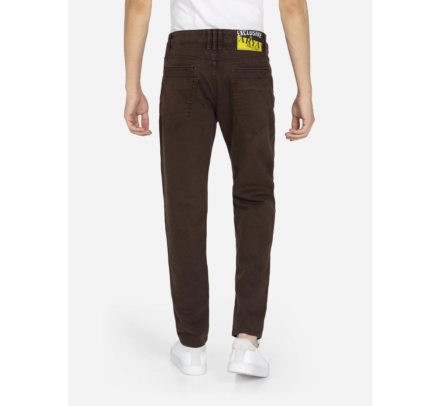 Jeans Cotillo Dark Brown