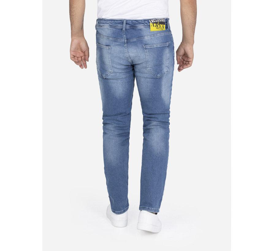 Jeans Roi Light Navy