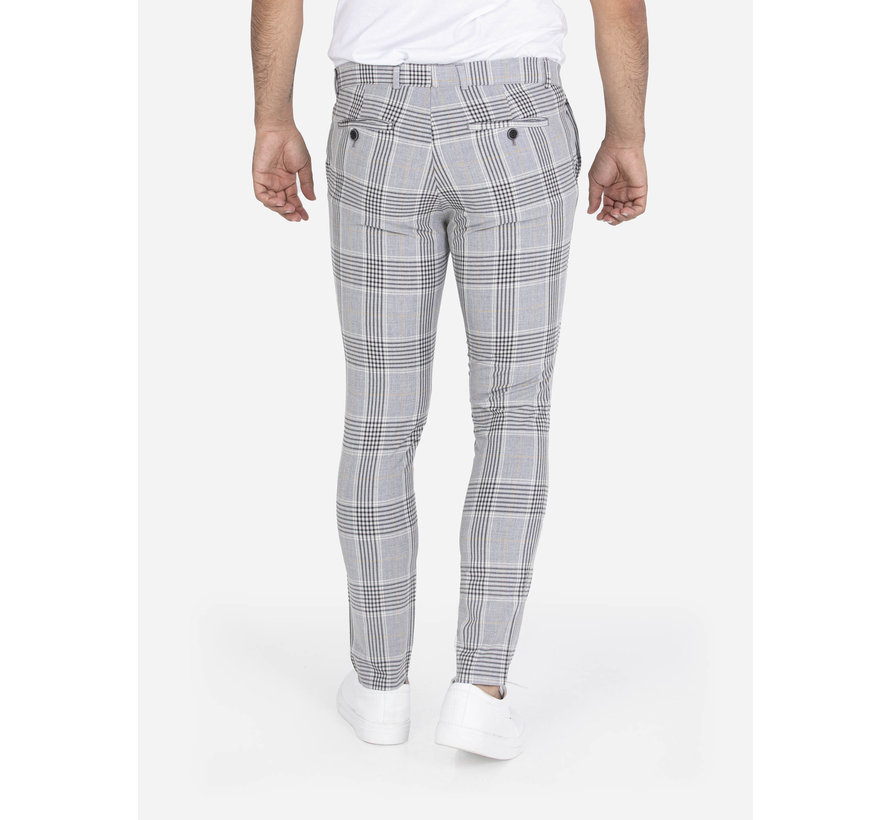 Pants Hugh Light Grey