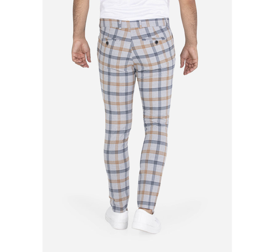 Pantalon Kaarlo Grey Navy