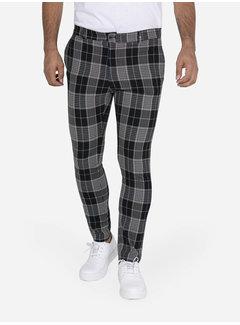Arya Boy Trousers Hugh Beige Black