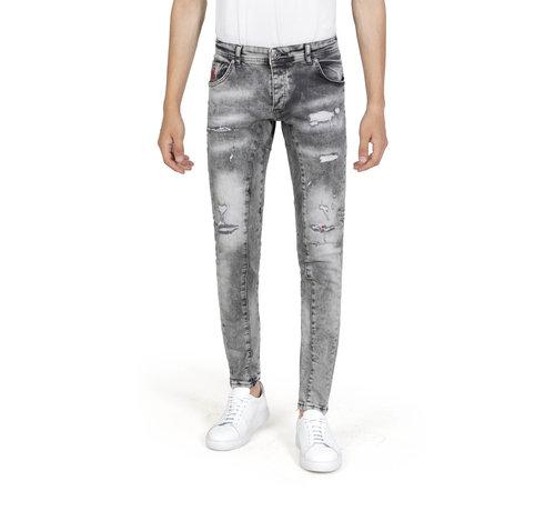 Mario Mora Jeans 2567 Grey