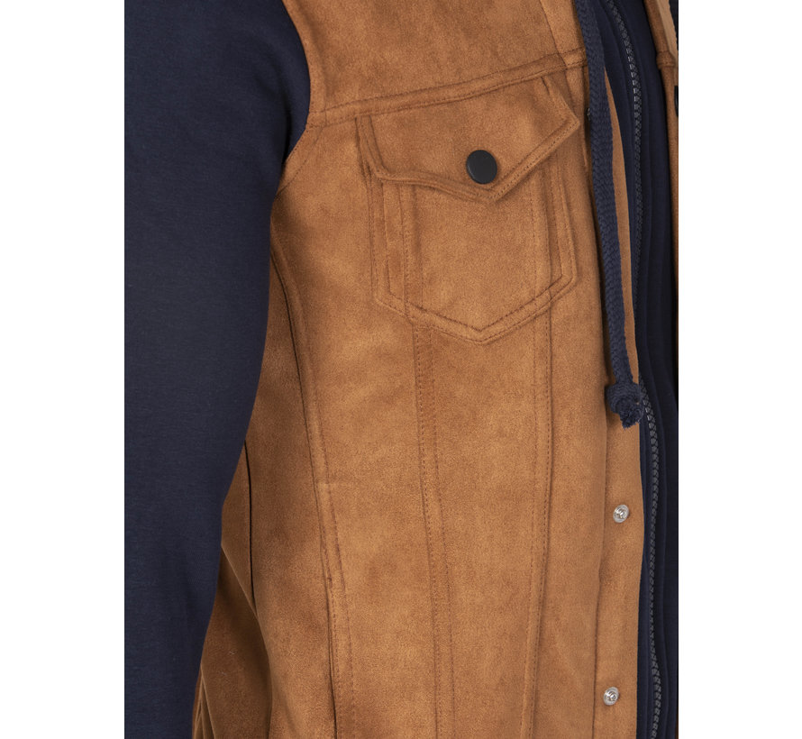 Denim Jacket  Wichita Navy Peru