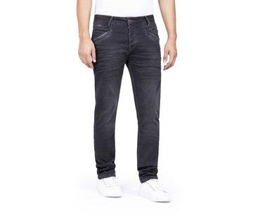 Wam Denim Jeans 72217 Mannele Black L32