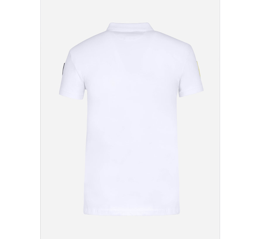 Polo Pasadena White