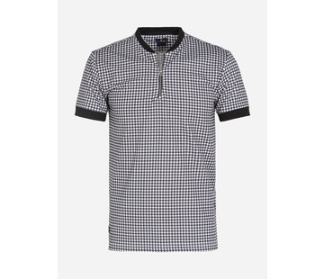 Arya Boy T-Shirt Midland Black White