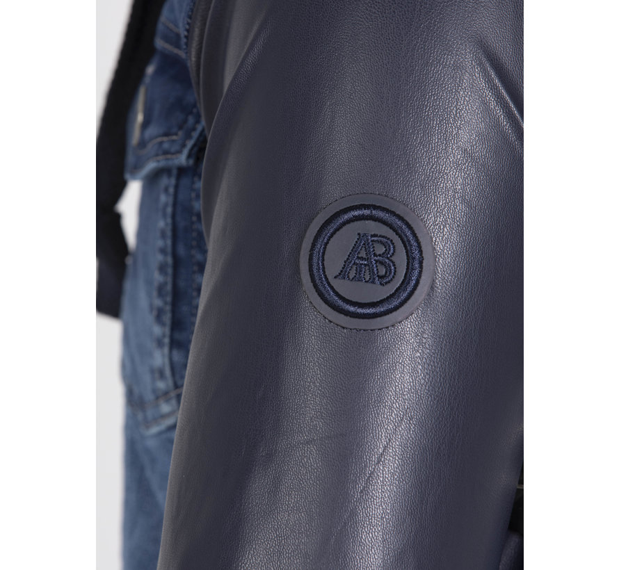 Denim Jacket  Oliver Navy