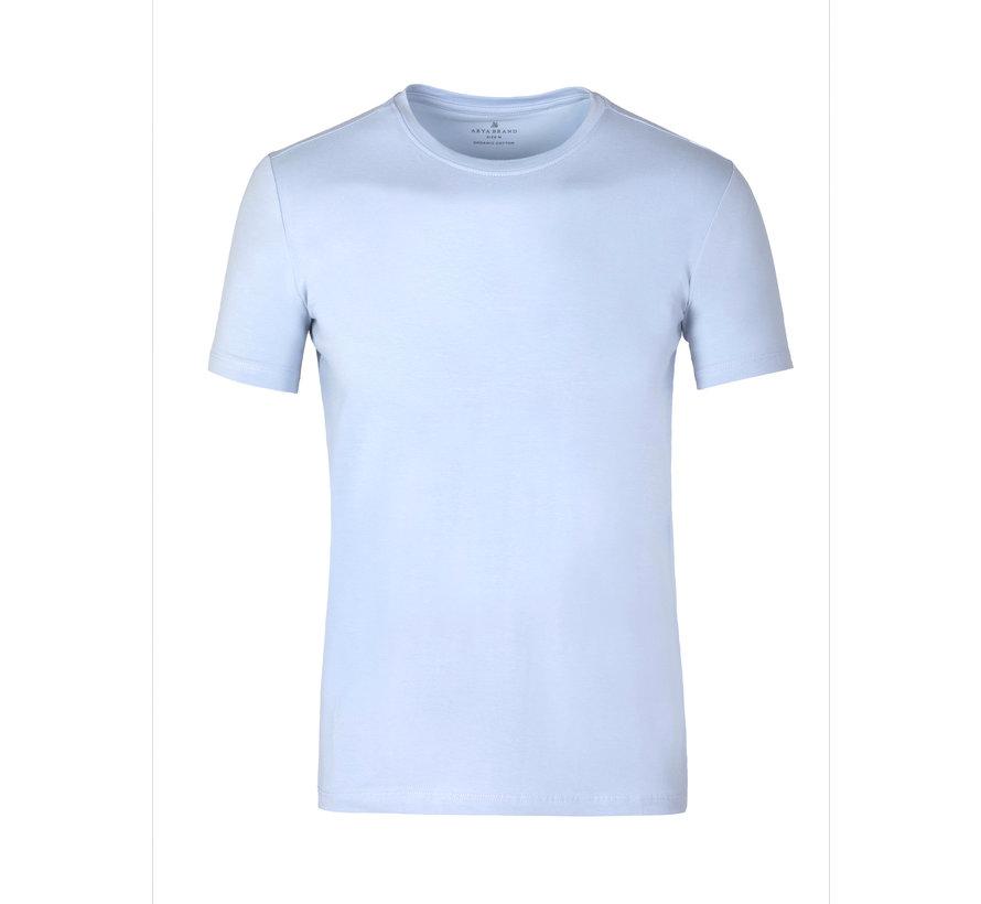 T-Shirt Cossonay Light Blue