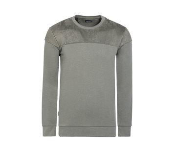 Wam Denim Sweater Madurai  Khaki