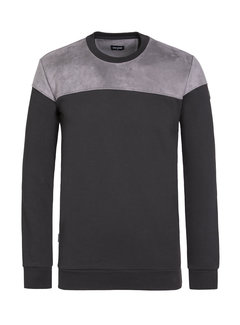 Wam Denim Sweater Madurai  Black