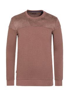Wam Denim Sweater Madurai Brown