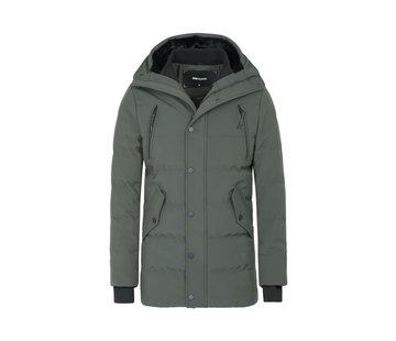 Wam Denim Winter Coat Willow Beach Khaki