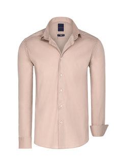 Arya Boy Shirt Long Sleeve  Leira Beige