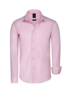 Arya Boy Shirt Long Sleeve  Leira Pink