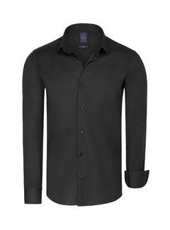 Arya Boy Shirt Long Sleeve  Leira Black