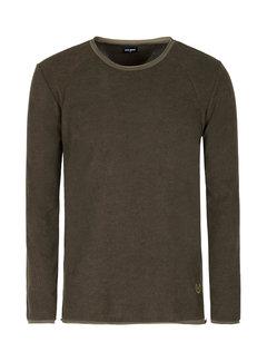 Wam Denim Sweater Guatemala Khaki