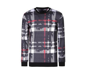 Arya Boy Sweater Werdenberg Black
