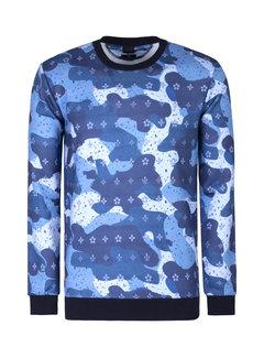 Arya Boy Sweater Oftringen Blue