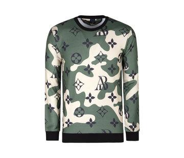 Arya Boy Sweater Neuchatel Khaki