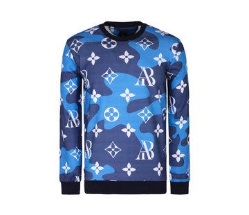 Arya Boy Sweater Neuchatel Navy