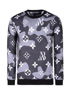 Arya Boy Sweater Neuchatel Grey